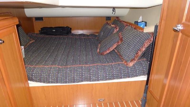 Port aft cabin 2008 HUNTER 49 Cruising Sailboat 1657191
