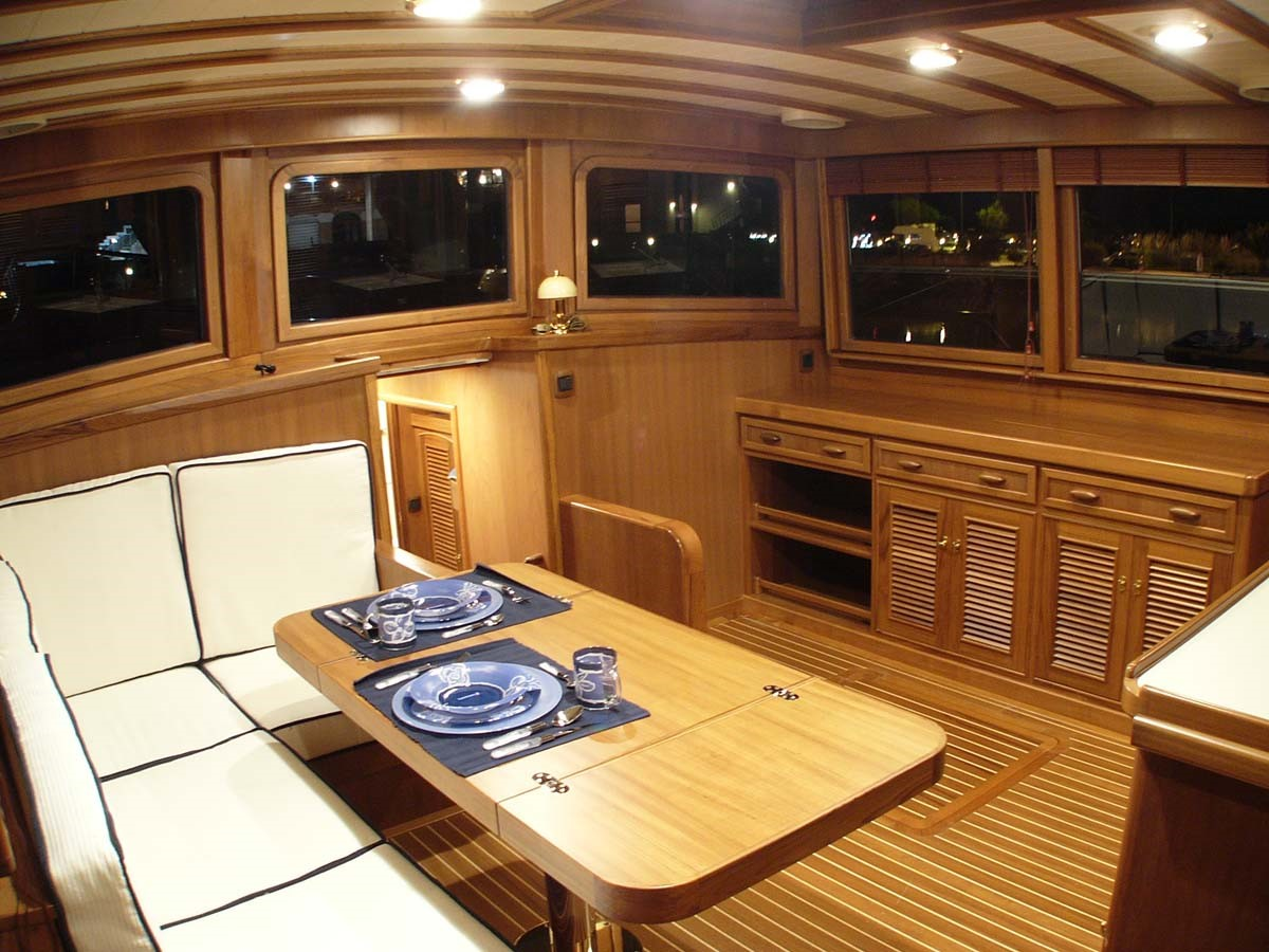 2005 OLIVER DESIGN  Motor Yacht 1657127