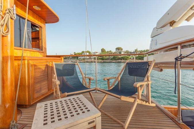 2005 Oliver Design  Motor Yacht 1657119