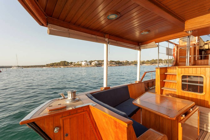 2005 Oliver Design  Motor Yacht 1657120