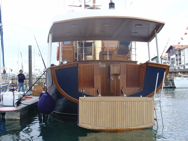 2005 Oliver Design  Motor Yacht 1657122