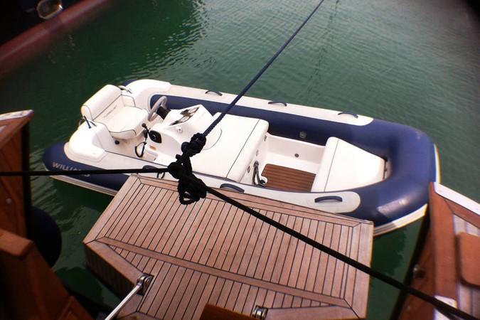 2005 Oliver Design  Motor Yacht 1657132