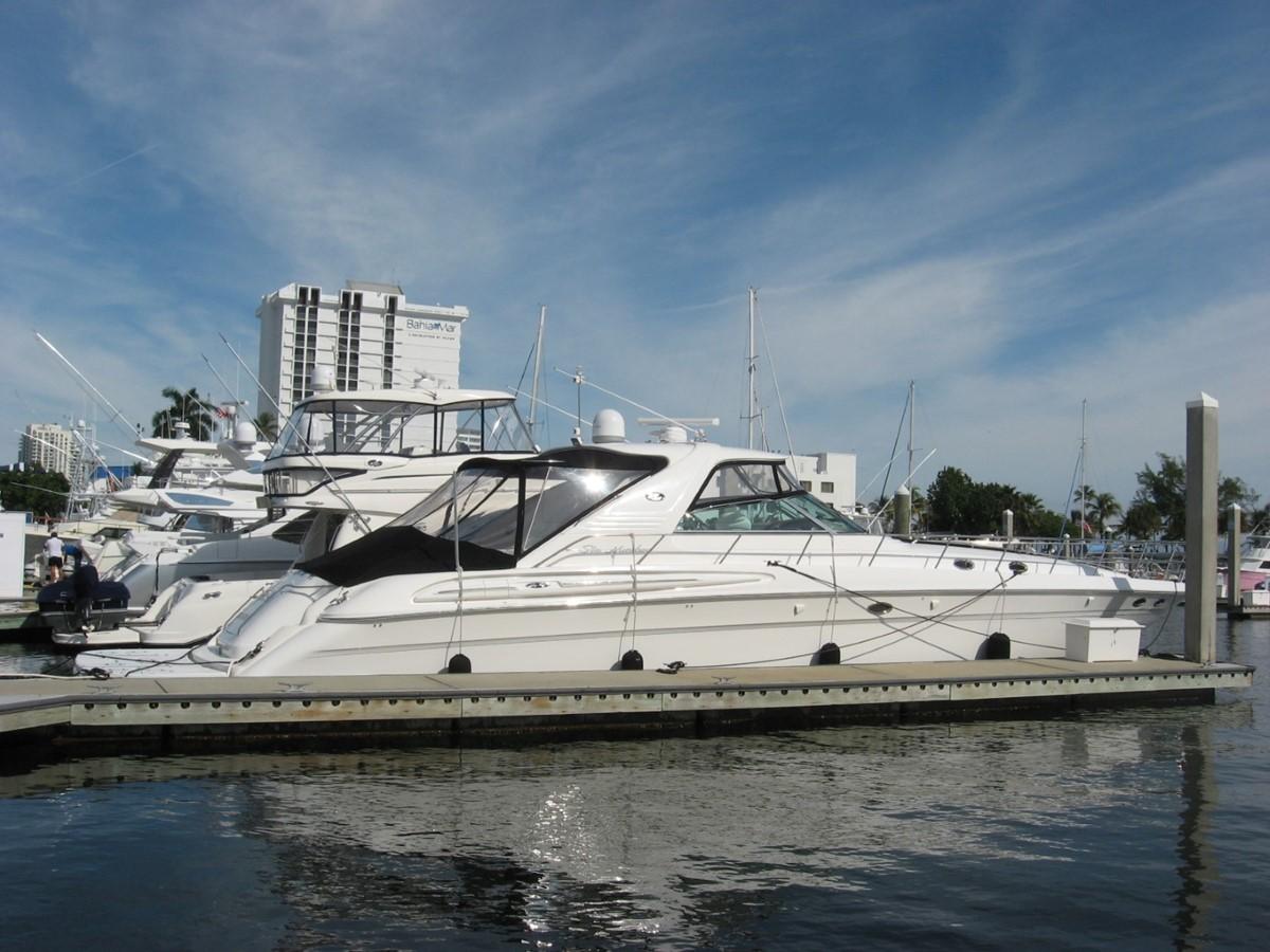 2003 SEA RAY 600 Sun Sport Express 1668706