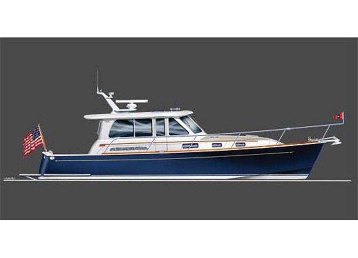 Profile 2010 SABRE YACHTS  Motor Yacht 1670306