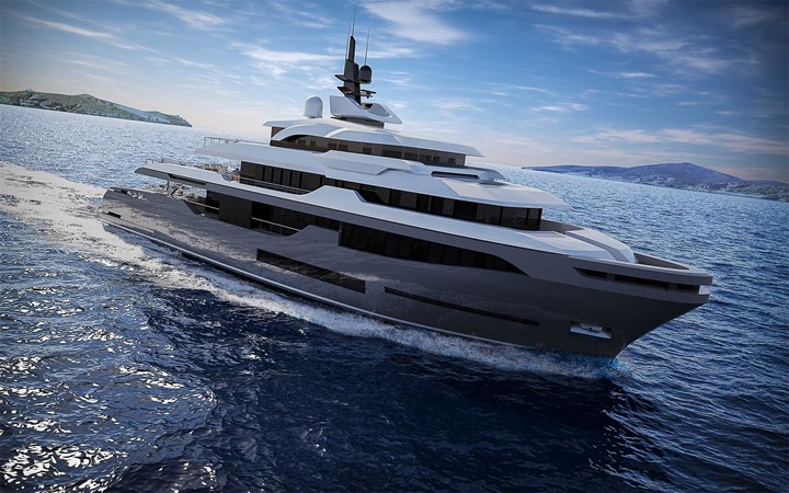 2020 RMK MARINE SHIPYARDS, TURKEY  Motor Yacht 1674802