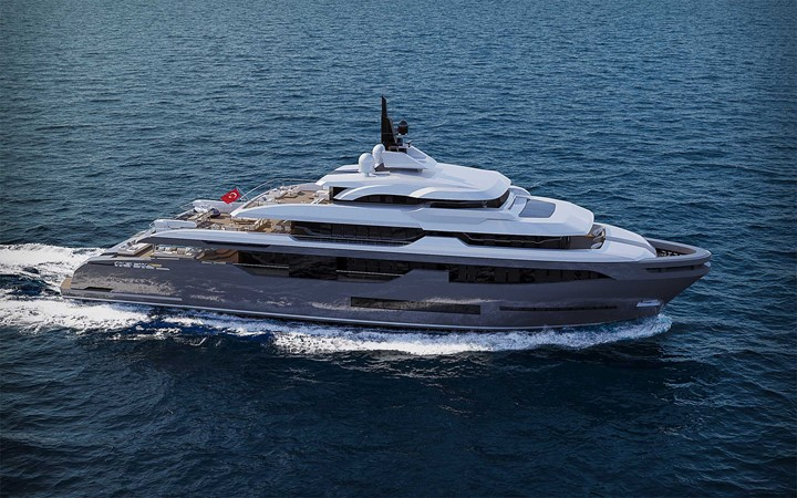 2020 RMK MARINE SHIPYARDS, TURKEY  Motor Yacht 1674803