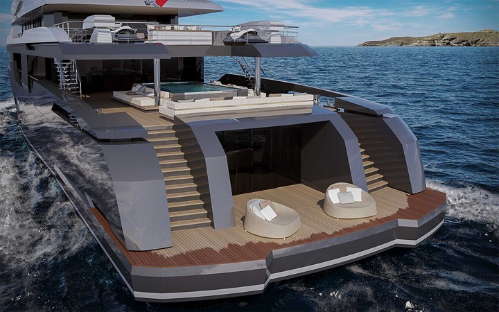 2020 RMK MARINE SHIPYARDS, TURKEY  Motor Yacht 1674804