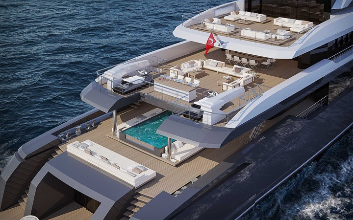 2020 RMK MARINE SHIPYARDS, TURKEY  Motor Yacht 1674806