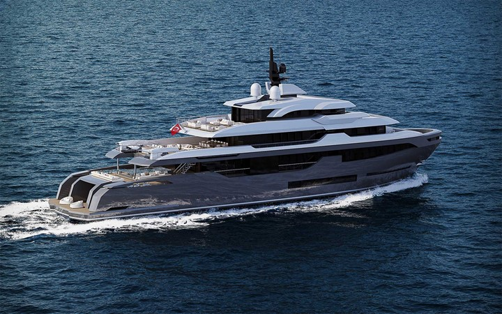 2020 RMK MARINE SHIPYARDS, TURKEY  Motor Yacht 1674807
