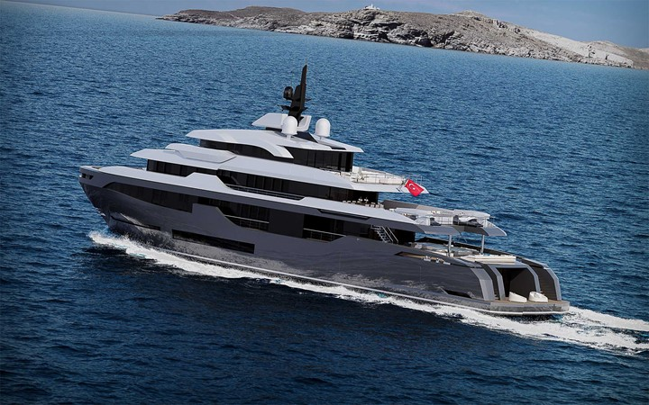 2020 RMK MARINE SHIPYARDS, TURKEY  Motor Yacht 1674808