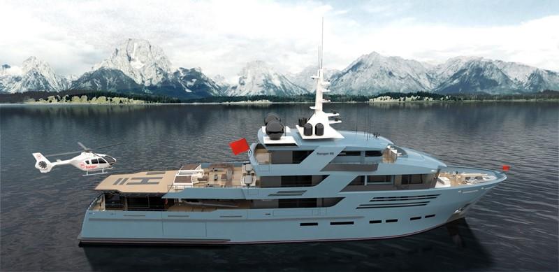 2017 Tiranian Yachts  RANGER 58m Motor Yacht 1684348
