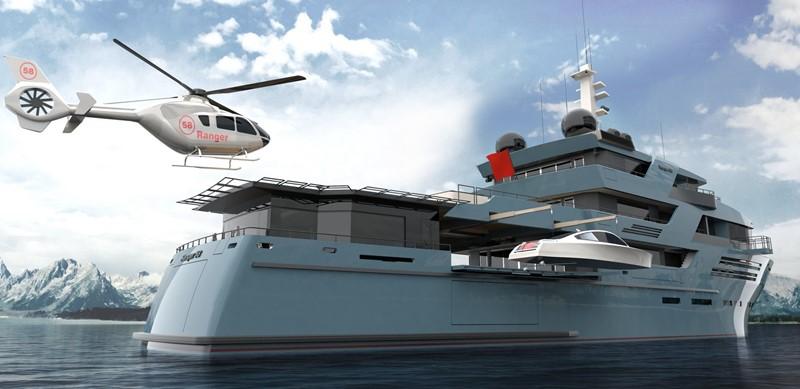 2017 Tiranian Yachts  RANGER 58m Motor Yacht 1684350