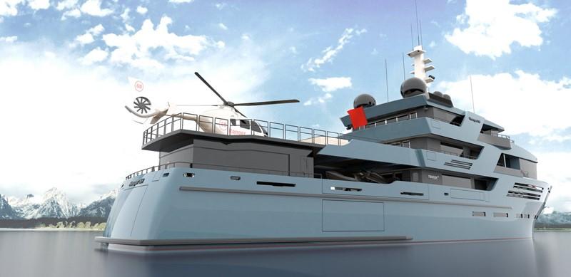 2017 Tiranian Yachts  RANGER 58m Motor Yacht 1684351