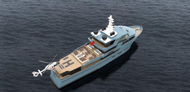 2017 Tiranian Yachts  RANGER 58m Motor Yacht 1684352