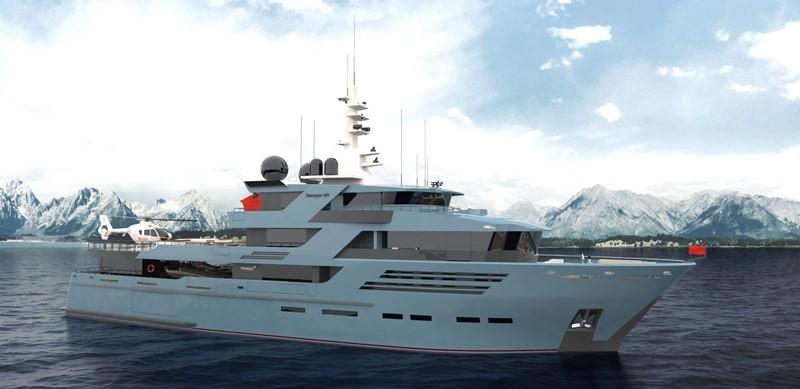 2017 Tiranian Yachts  RANGER 58m Motor Yacht 1684359