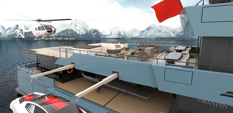 2017 Tiranian Yachts  RANGER 58m Motor Yacht 1684373