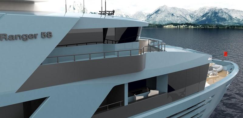 2017 Tiranian Yachts  RANGER 58m Motor Yacht 1684382