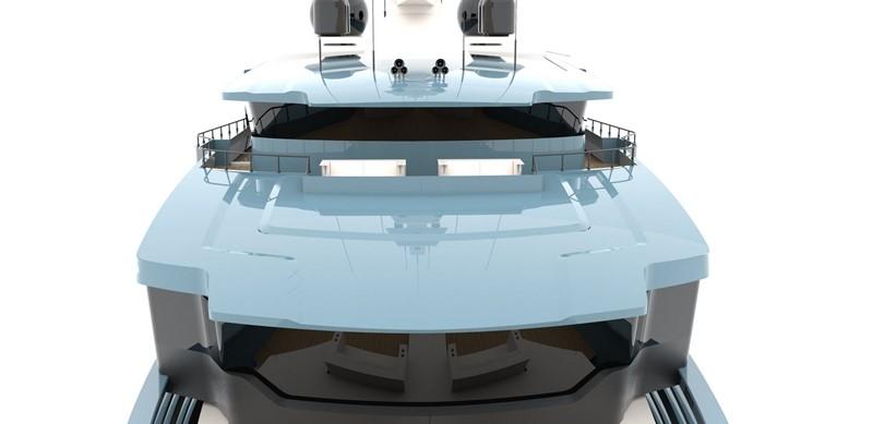 2017 Tiranian Yachts  RANGER 58m Motor Yacht 1684388