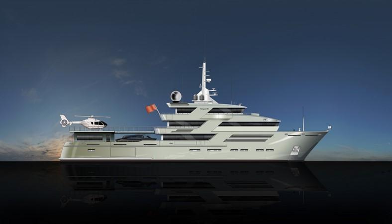 2017 Tiranian Yachts  RANGER 58m Motor Yacht 1684403