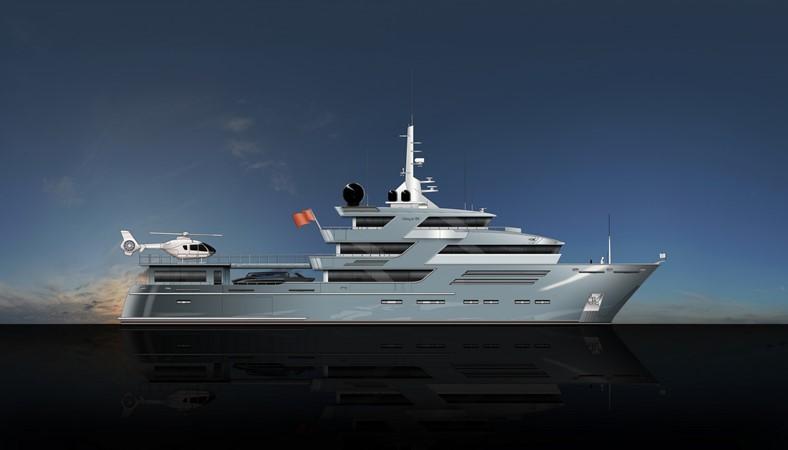 2017 Tiranian Yachts  RANGER 58m Motor Yacht 1684407