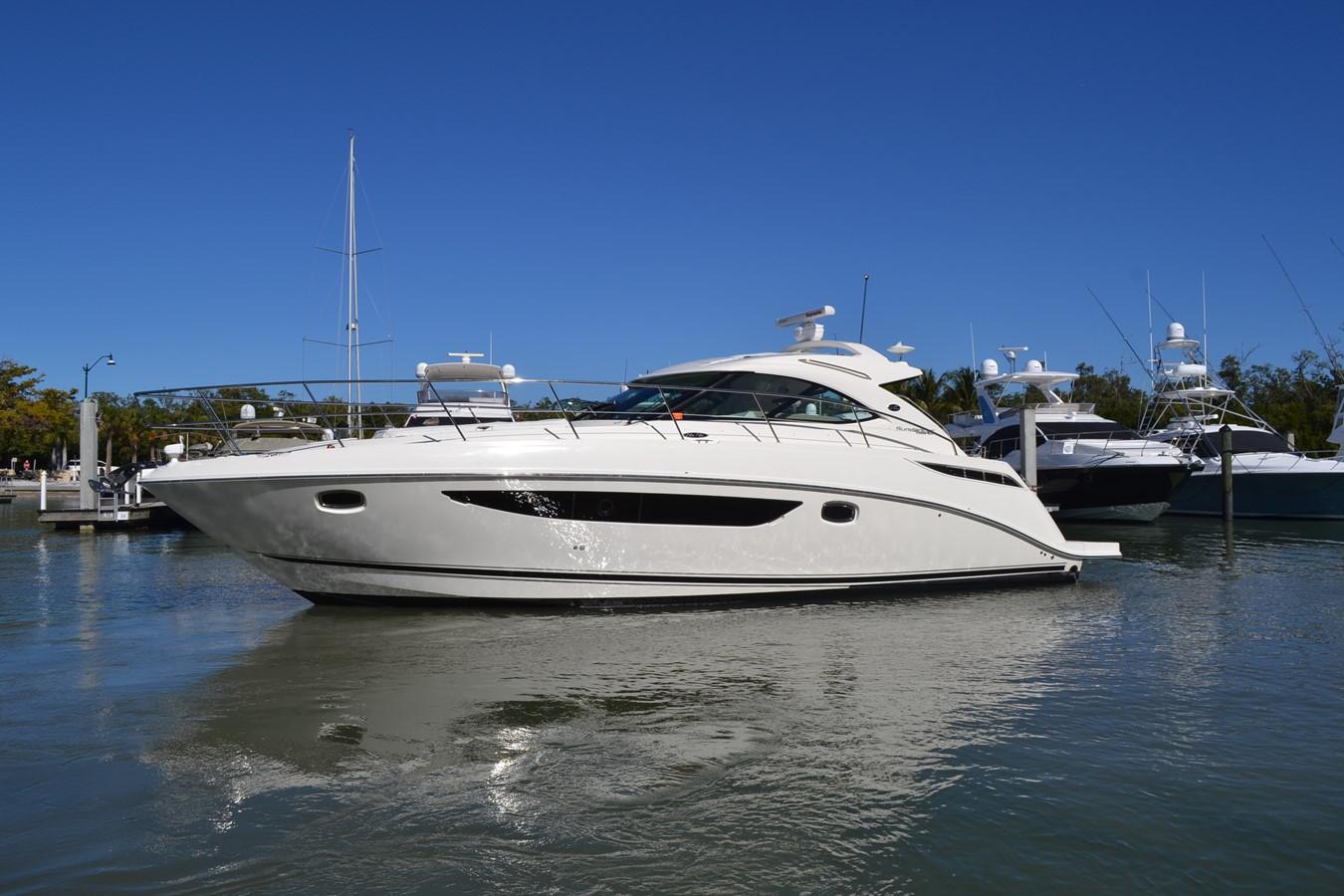 Profile Port Side 2015 SEA RAY 410 Sundancer Motor Yacht 1685721