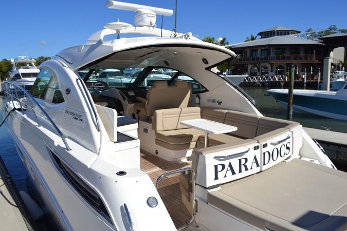 Cockpit  2015 SEA RAY 410 Sundancer Motor Yacht 1685727