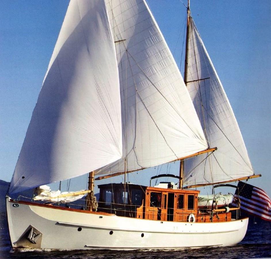 1938 ALDEN / CUSTOM Custom Motor Sailer Motor Yacht 1698057