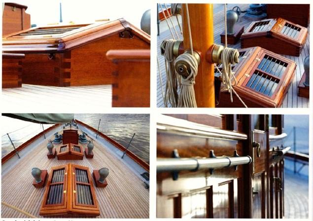1938 ALDEN / CUSTOM Custom Motor Sailer Motor Yacht 1698060