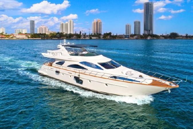 80' Azimut 2008 - Pura Vida 2007 AZIMUT 80 Flybridge Motor Yacht 1985204