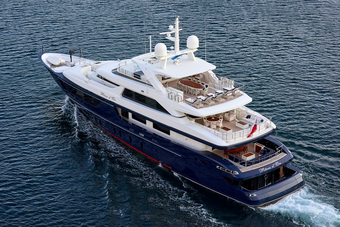 REVE D'OR yacht for sale