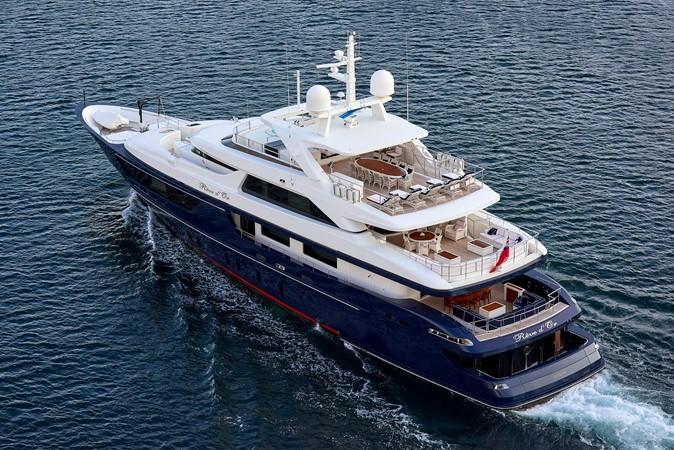 SANLORENZO REVE D'OR Yacht à Vendre