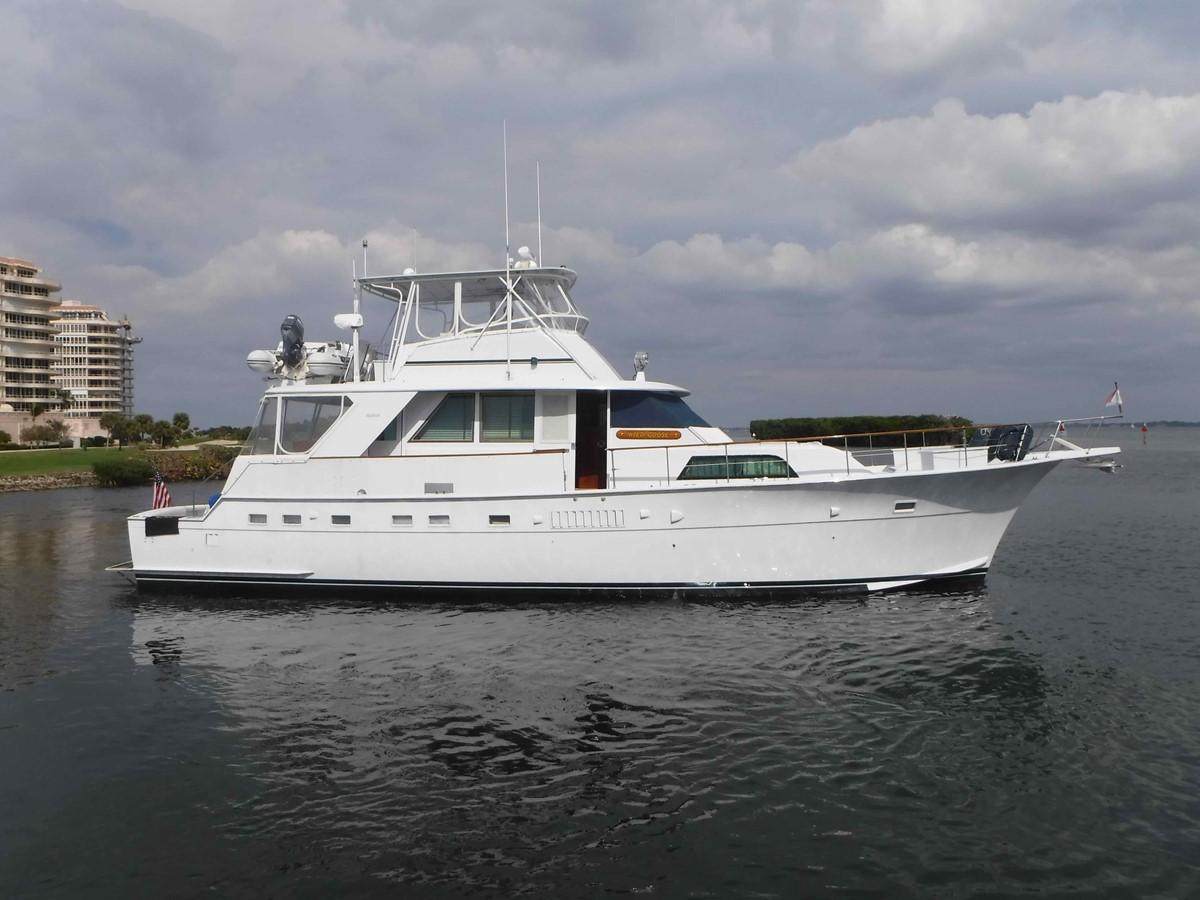 1977 HATTERAS 58 Yacht Fisherman Yacht Fisherman 1719546