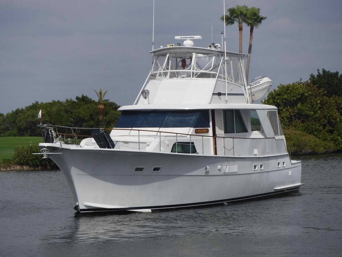 1977 HATTERAS 58 Yacht Fisherman Yacht Fisherman 1719547