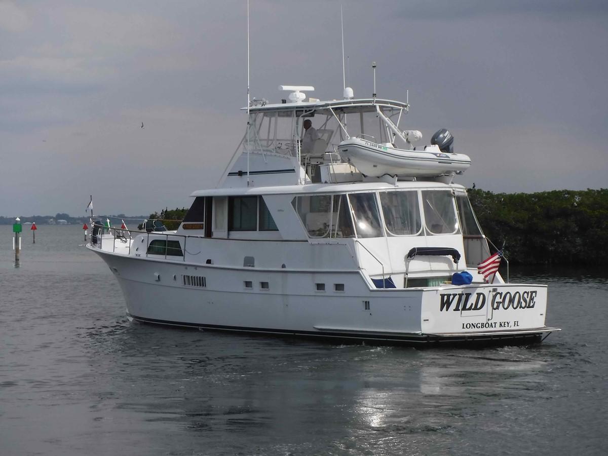 1977 HATTERAS 58 Yacht Fisherman Yacht Fisherman 1719548