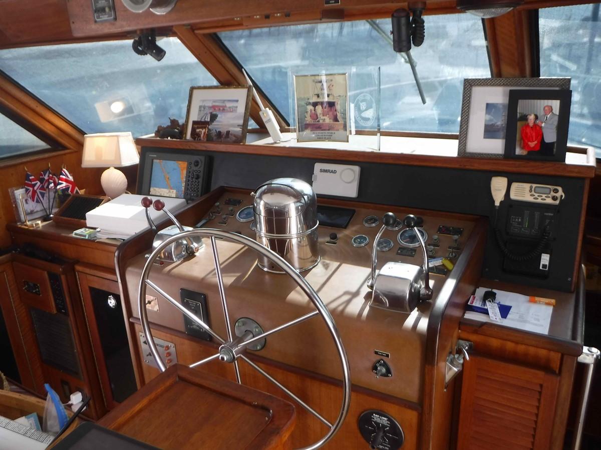 1977 HATTERAS 58 Yacht Fisherman Yacht Fisherman 1719557