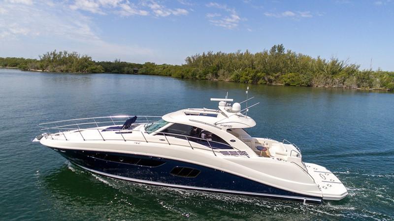 2012 SEA RAY  Cruiser 1773238