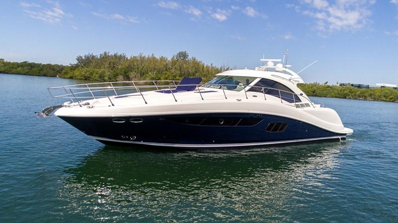 2012 SEA RAY  Cruiser 1773241