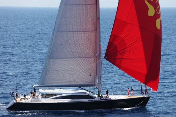 2012 ALIA YACHTS  Performance Sailboat 1723830
