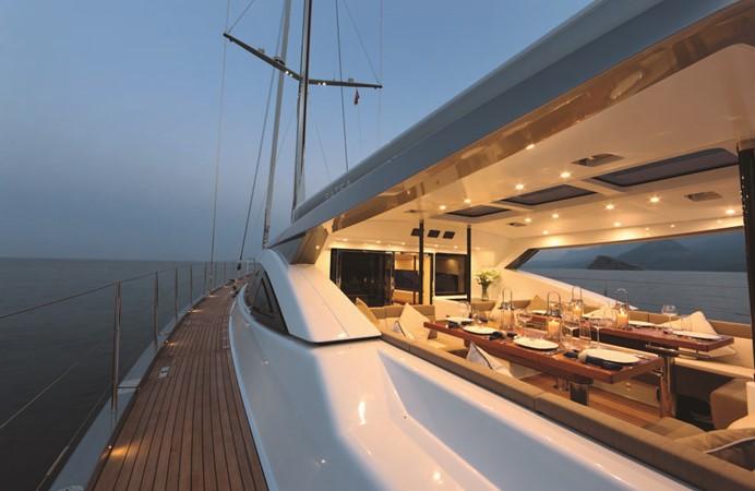 2012 ALIA YACHTS  Performance Sailboat 1723834