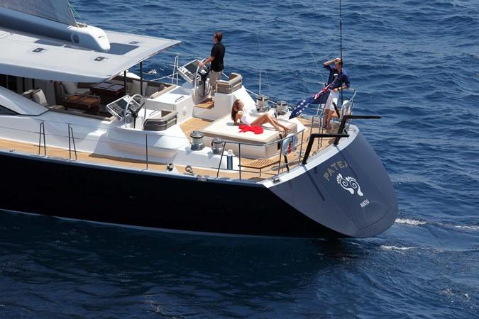 2012 ALIA YACHTS  Performance Sailboat 1723839