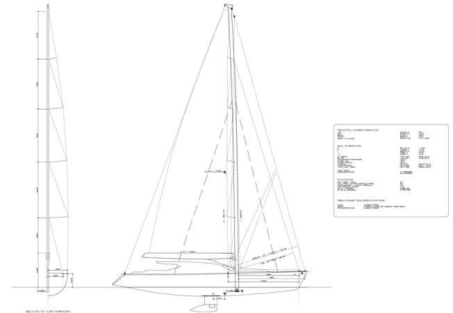 2012 ALIA YACHTS  Performance Sailboat 2060662
