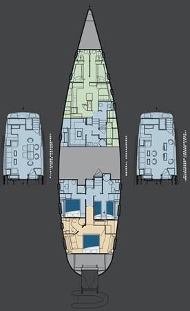 2012 ALIA YACHTS  Performance Sailboat 2060664