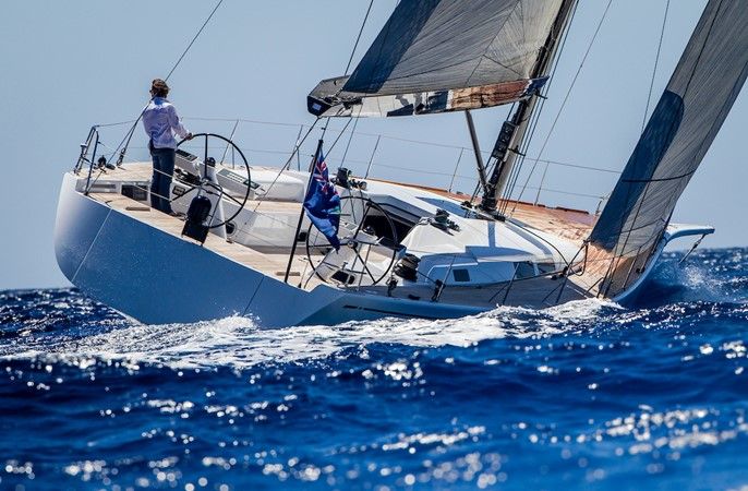 2012 NAUTOR'S SWAN Swan 60-908 Racing Sailboat 1783147