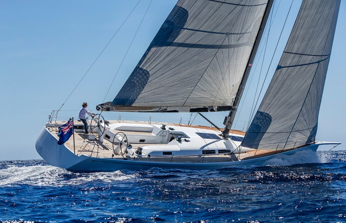 2012 NAUTOR'S SWAN Swan 60-908 Racing Sailboat 1783151