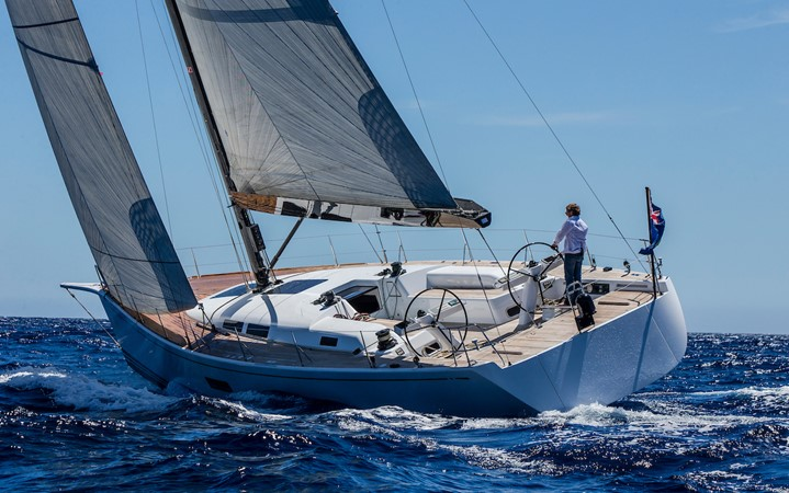 2012 NAUTOR'S SWAN Swan 60-908 Racing Sailboat 1783152