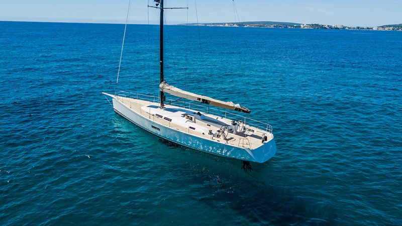 2012 NAUTOR'S SWAN Swan 60-908 Racing Sailboat 1783154