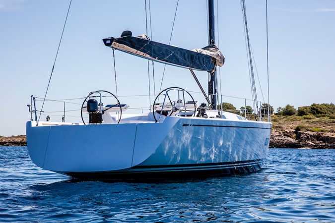 2012 NAUTOR'S SWAN Swan 60-908 Racing Sailboat 1783168