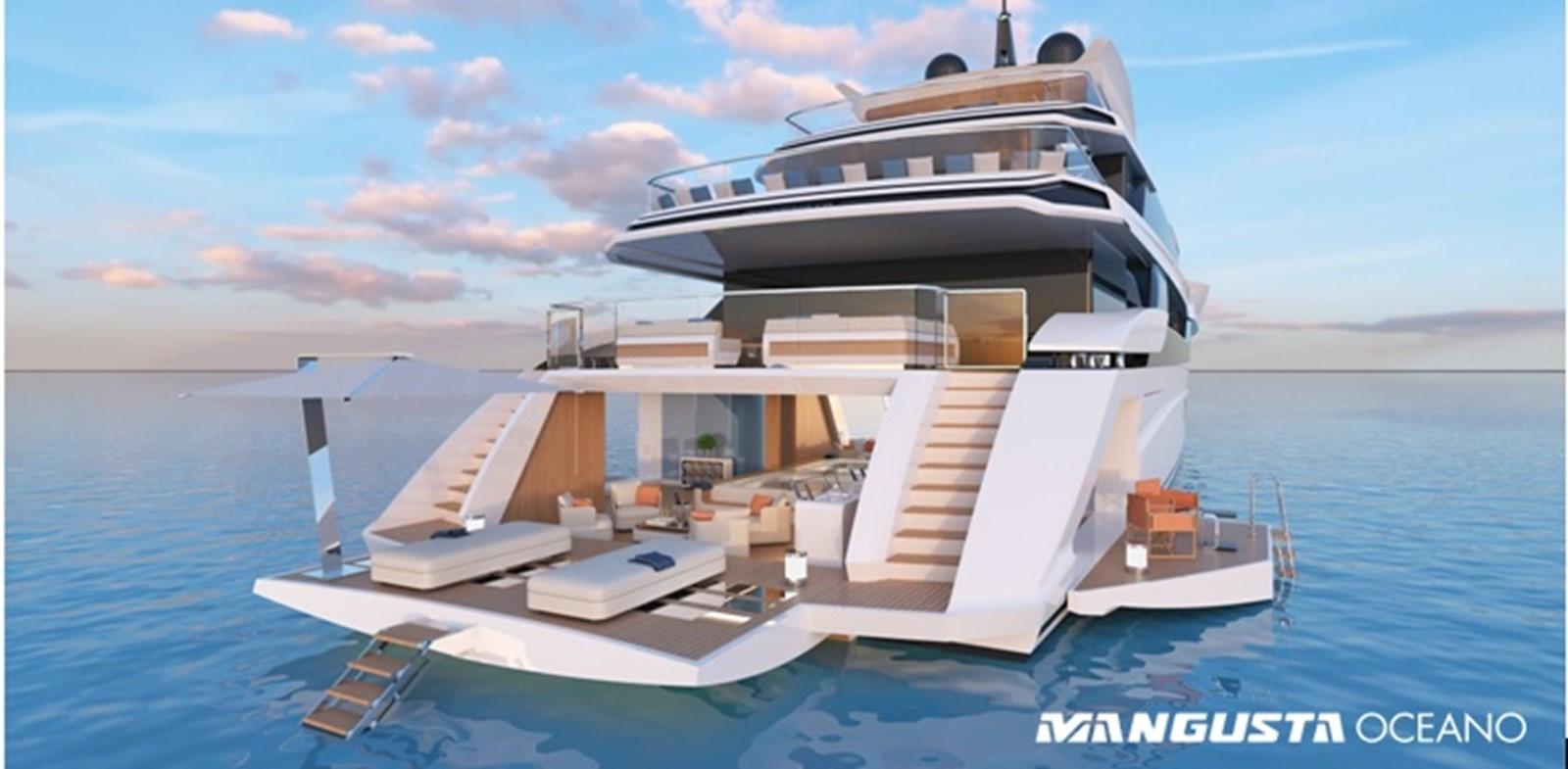 2023 OVERMARINE GROUP  Mega Yacht 1746599