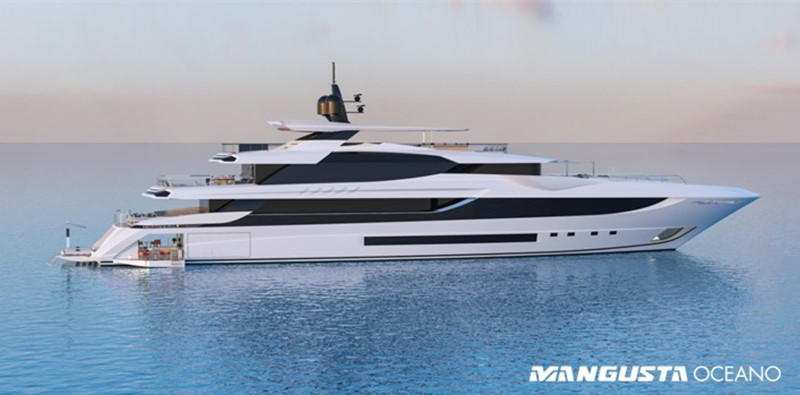 2023 OVERMARINE - MANGUSTA  Mega Yacht 1746598