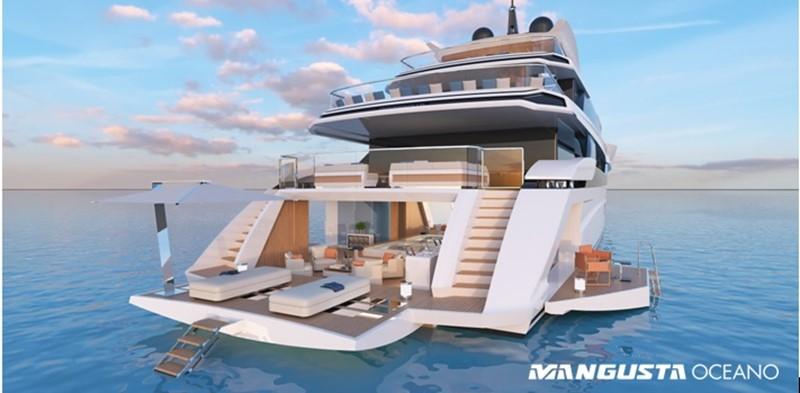 2023 OVERMARINE - MANGUSTA  Mega Yacht 1746599